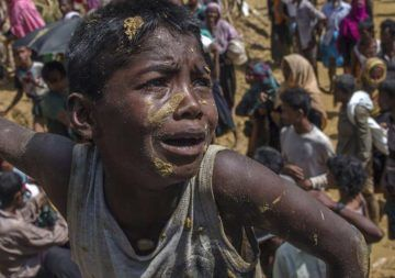 Help for the Rohingya