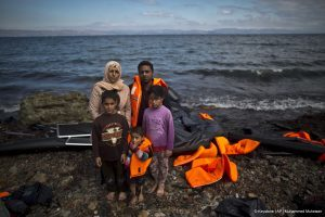 The 2015 refugee crisis
