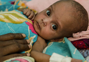Famine in Africa: Swiss Solidarity raises the alarm and appeals for donations