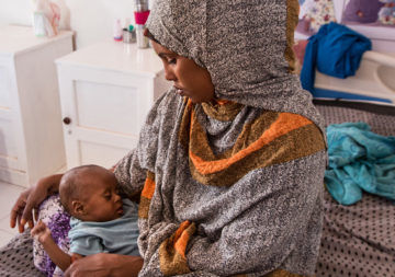 Famine in Africa: This is how we have used your donations