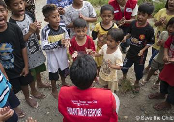Tsunami in Indonesia: 10 million francs donated