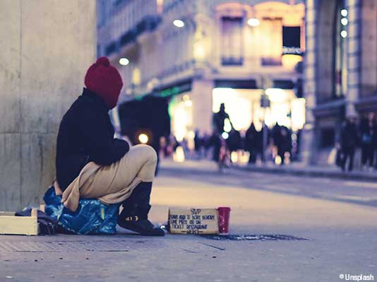 New support for homeless and excluded people in Switzerland