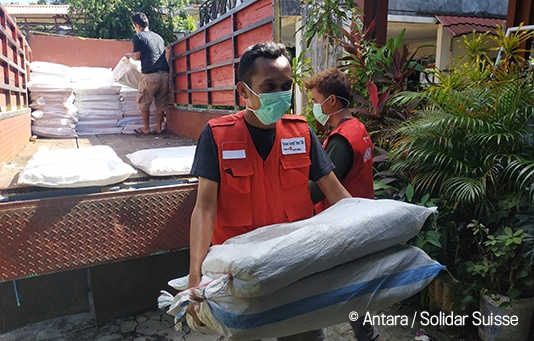 How the people of Sulawesi have become disaster recovery experts