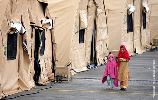 Campaign for Afghanistan raises nearly CHF 2 Million